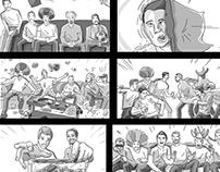 Lays Share Storyboard