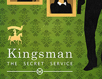 Kingsman: fanart