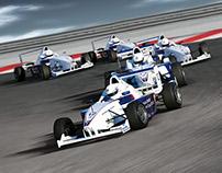 BMW Motorsport - Art Direction