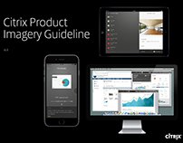 Citrix Mobility Apps Product Imagery System