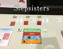 Stepsisters (Board Game)