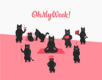 Illustrations – OhMyWeek