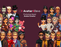 Avatar Creator 2.0 by Avatar4Devs