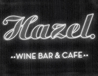 Branding - Hazel Wine Bar