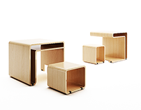 DOUBLEU // Furniture Design