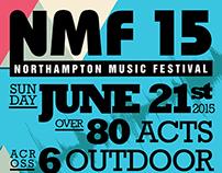 Northampton Music Festival 2015
