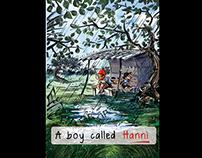 Indie Comic - Hanni