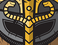 FOR HONOR: VIKINGS (Reddit Flair Designs)