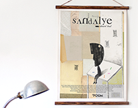 Theatre poster / sandalye