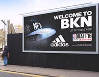 Adidas X NBA Draft Cap 2016