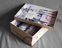 The Converse Story | Shoe Packaging