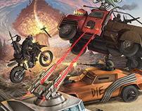 Autokill Comics and Illustrations