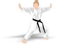 3 Steps for Karate Preparation
