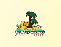 HOLIDAYS – LOGO DESIGN