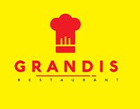 Grandis Logo design