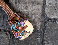 CHARANGO PAINT ILLUSTRATION