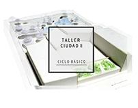 Taller Ciudad ll / Tejidos y Esp. Público [2013-2]