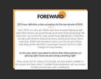 Newsletter Designing - SLA Financial Solutions