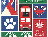Brochure for International School of Texas