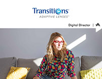 Transitions Lenses - Emails & Web Design