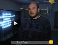 Fırat Engin @Ekavart TV . 2016