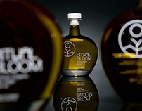 Ritual Bloom Olive oil Branding & Packaging