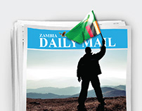 Zambia Daily Mail - Newspaper Campaign