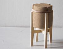 Trinket stool