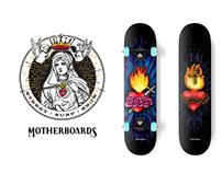 Motherboards skate decks