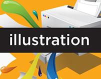 Graphic design for Prim.com.pl