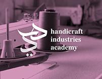 Rebranding the Handicraft Industries Academy in Fayoum