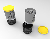 ECO-FRUTTO Packaging