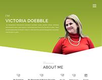 A Personal Portfolio Site