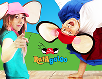 Illustrator, Designer, Author, Producer for (Ratagaloo)