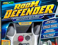 Smartlab - Room Defender