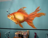 Nilda Kafe - Japon Balığı