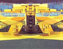 Terkedilenin Aynası II,Mirror of the Abandoned II, 2017