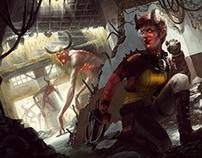 Ariss, Demon Hunter