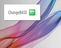 Changebase UI Dashboard – Technology