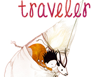 Traveler (Picture book by Vesper Stamper)