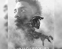 Rest In Power--Chadwick Boseman Tribute