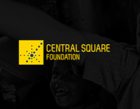 Central Square Foundation - Website Design