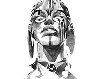 Los Negros do Futuro