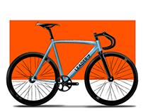 Rendering Bikes