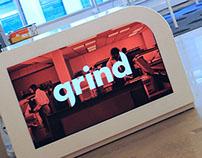 GRIND Reception Desk