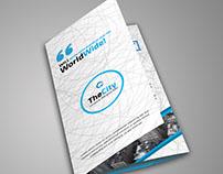Creaitve Tri-fold Brochure