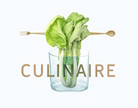 Culinare / Branding + Packaging