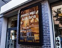 Barnes & Noble Kitchen - Website