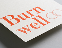 Word by Word—Letterpress Project