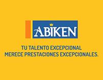 Abiken (Infografía animada)